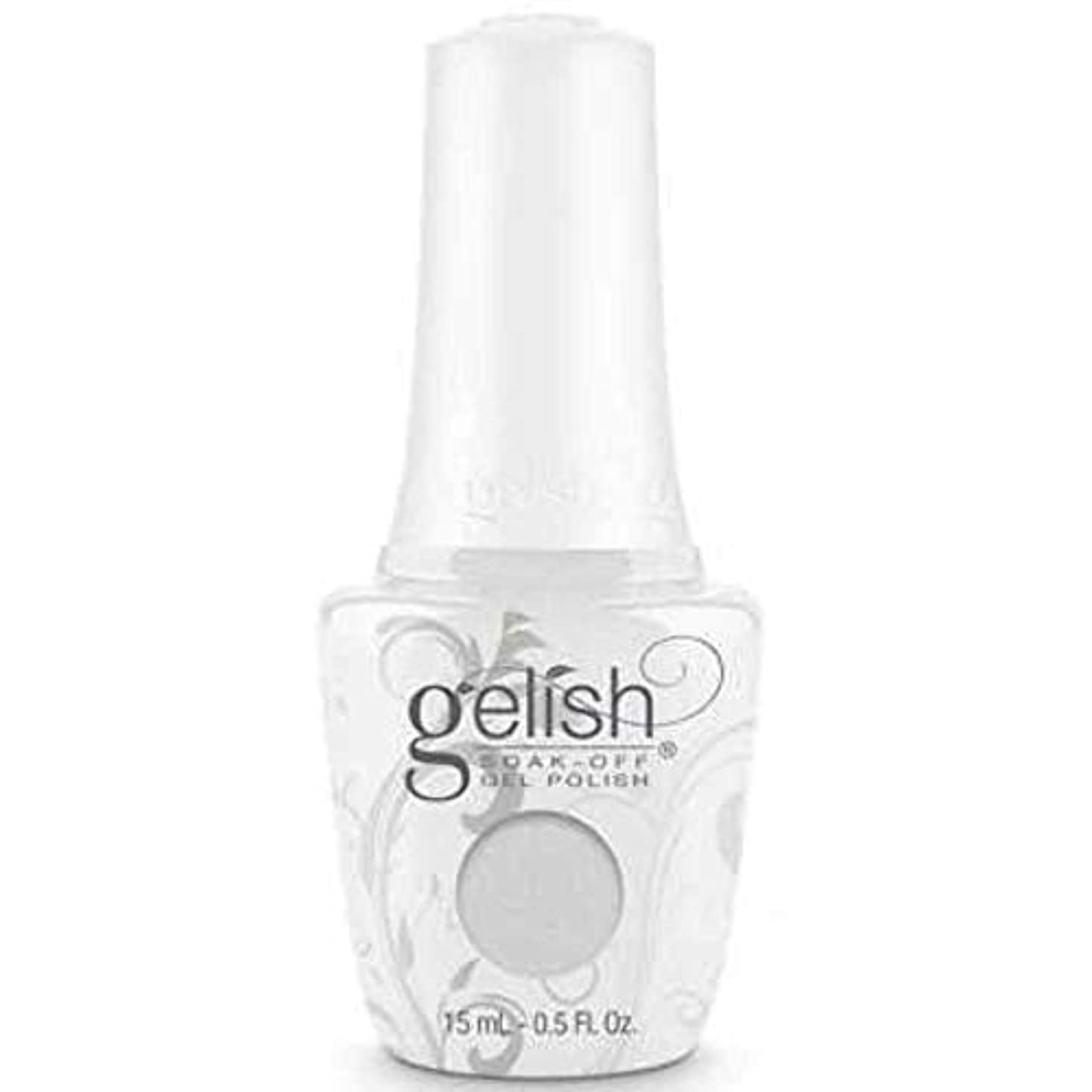 遅れ退院スティーブンソンHarmony Gelish Gel Polish - 2017 Matadora - Im Drawing A Blaco - 0.5oz / 15ml