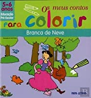 Os M/ Contos P/ Colorir 5/6 Anos – Branca De Neve