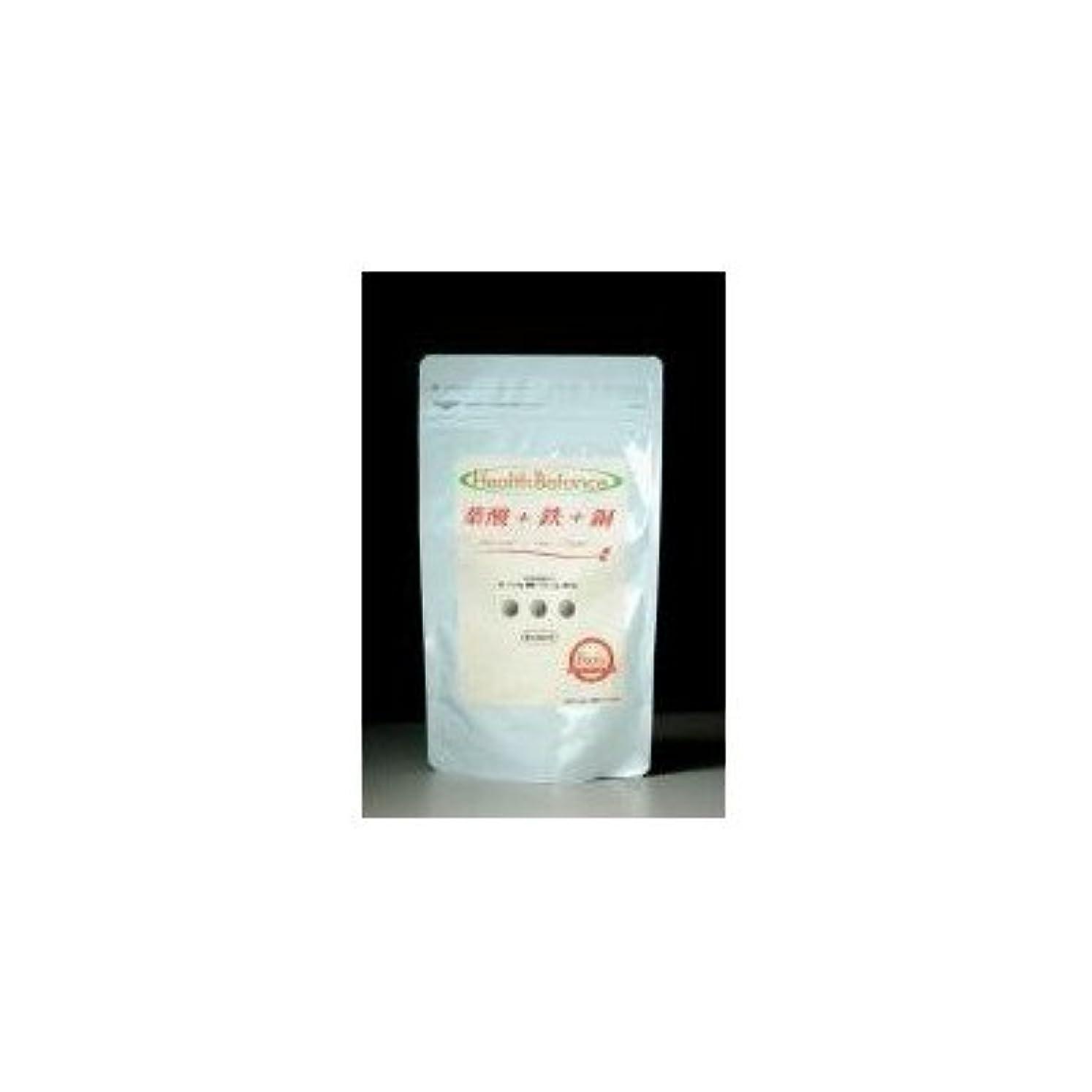 クラウドシャープ印象派セルフコントロールシリーズ 葉酸+鉄+銅 (約180日分)
