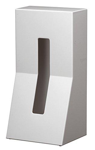 【正規輸入品】 DUENDE(デュエンデ) ティッシュケース STAND! ABS White