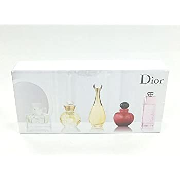 クリスチャンディオール レ パルファム ミニチュア香水セット BT 5ml×5 (並行輸入) ミスディオール シェリー オー