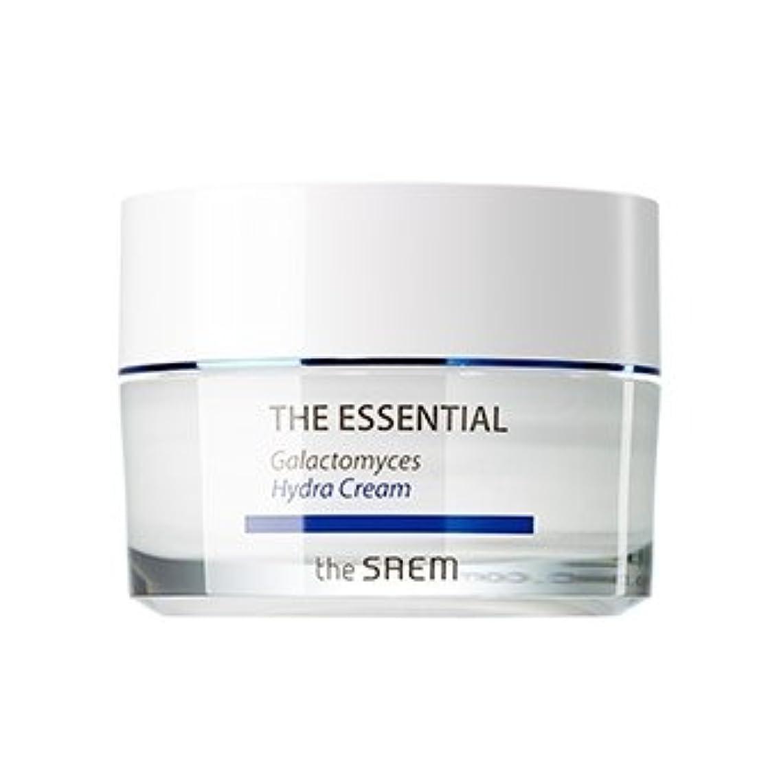 シリング刑務所磁器the SAEM The Essential Galactomyces Hydra Cream 50ml/ザセム ザ エッセンシャル ガラクトミセス ハイドラ クリーム 50ml [並行輸入品]