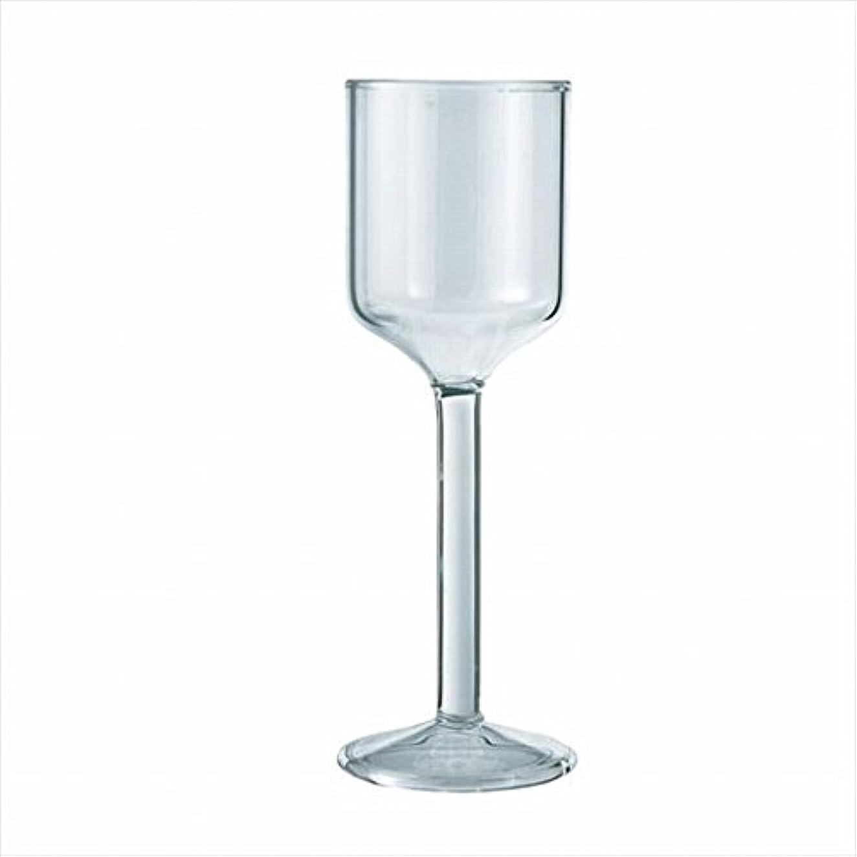 粒革命的垂直カメヤマキャンドル(kameyama candle) チューリップカップ