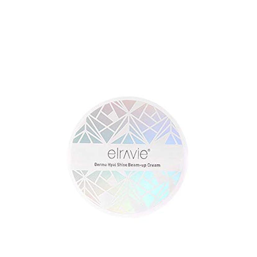 トーンほめる推測エラヴィー[Elravie] ダーマヒアルロン酸 輝くビームアップクリーム15g / Derma Hyal Shine Beam-up Cream