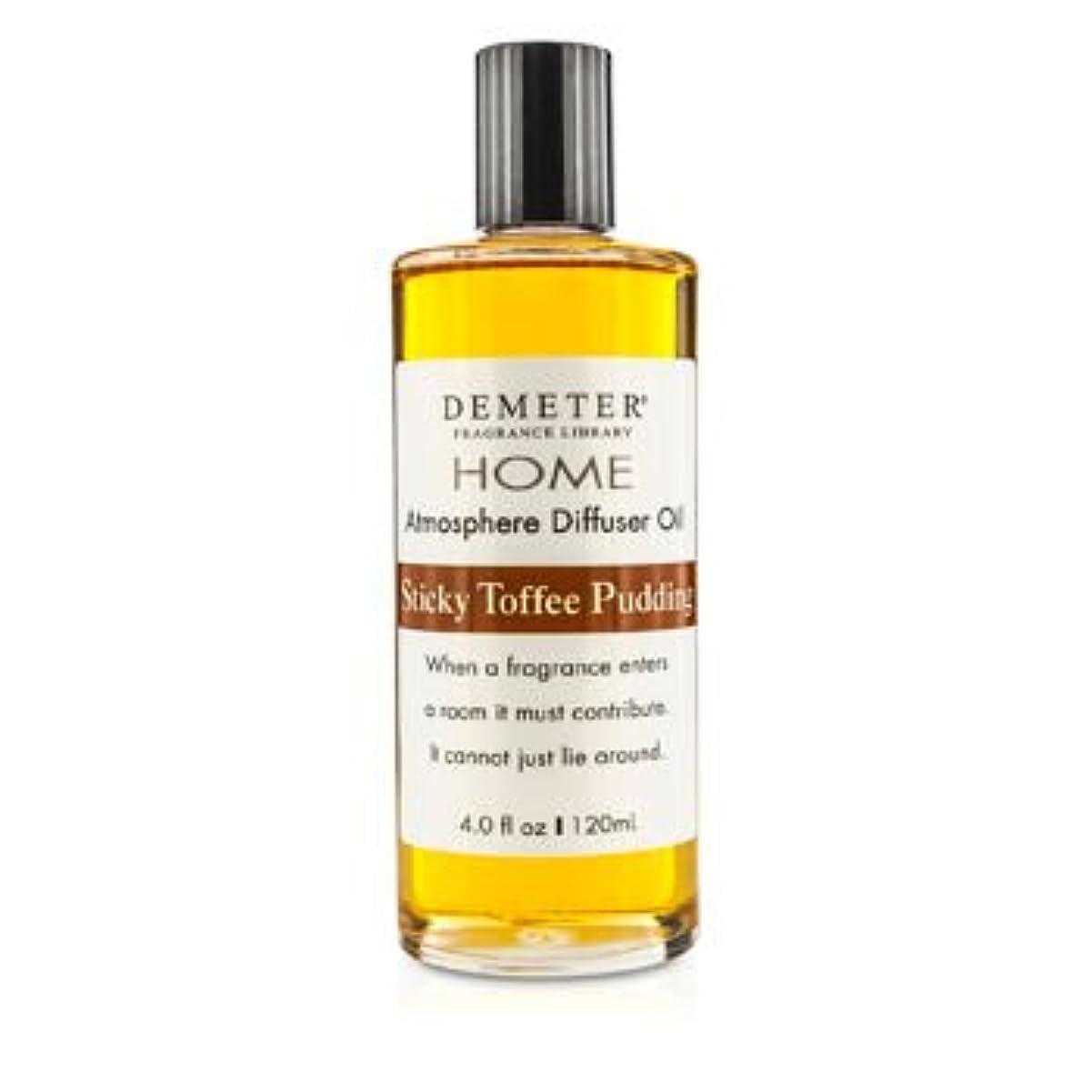 キラウエア山退屈なのヒープ[Demeter] Atmosphere Diffuser Oil - Sticky Toffee Pudding 120ml/4oz