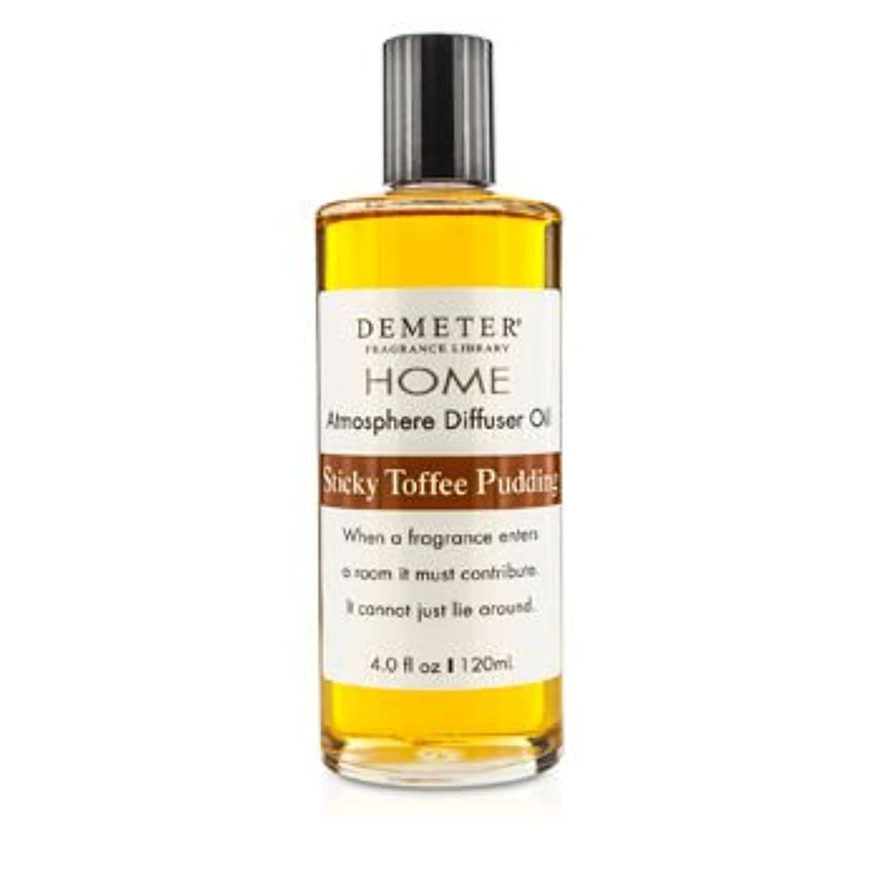 ストラップ急降下悪用[Demeter] Atmosphere Diffuser Oil - Sticky Toffee Pudding 120ml/4oz