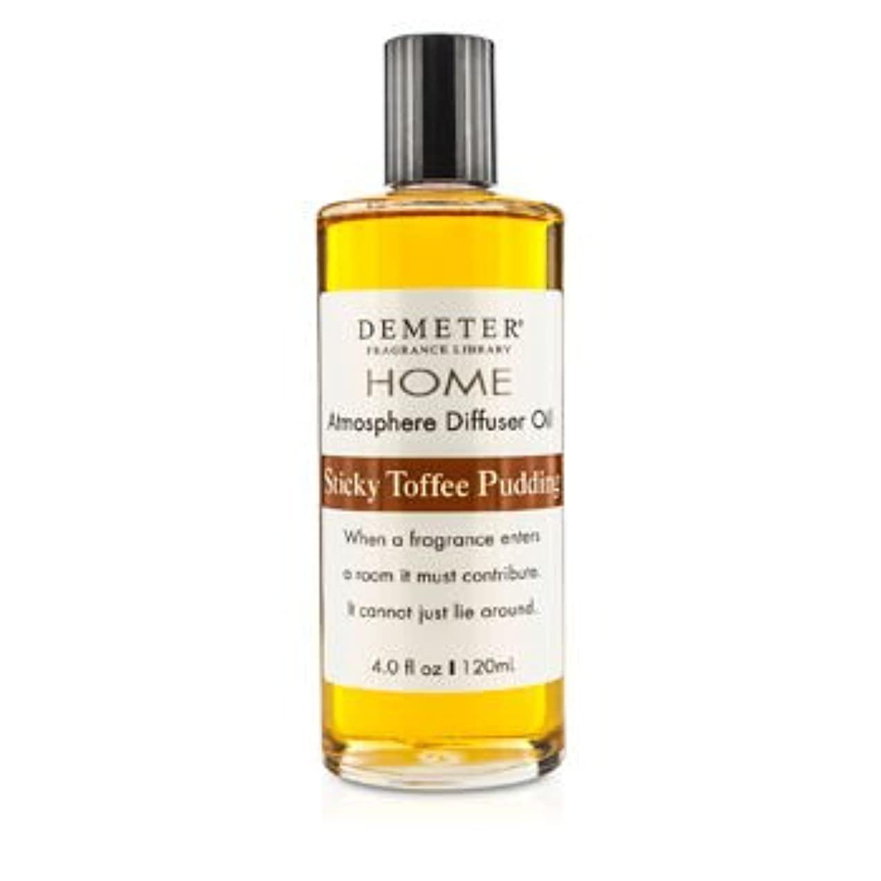 パッチアーティスト地球[Demeter] Atmosphere Diffuser Oil - Sticky Toffee Pudding 120ml/4oz