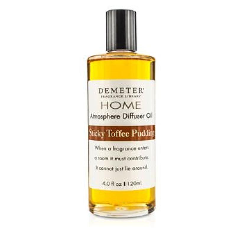 真っ逆さま傑作吸収剤[Demeter] Atmosphere Diffuser Oil - Sticky Toffee Pudding 120ml/4oz