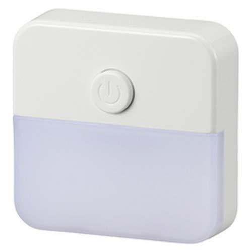 OHM LEDナイトライト NIT-ALA6PB-WN