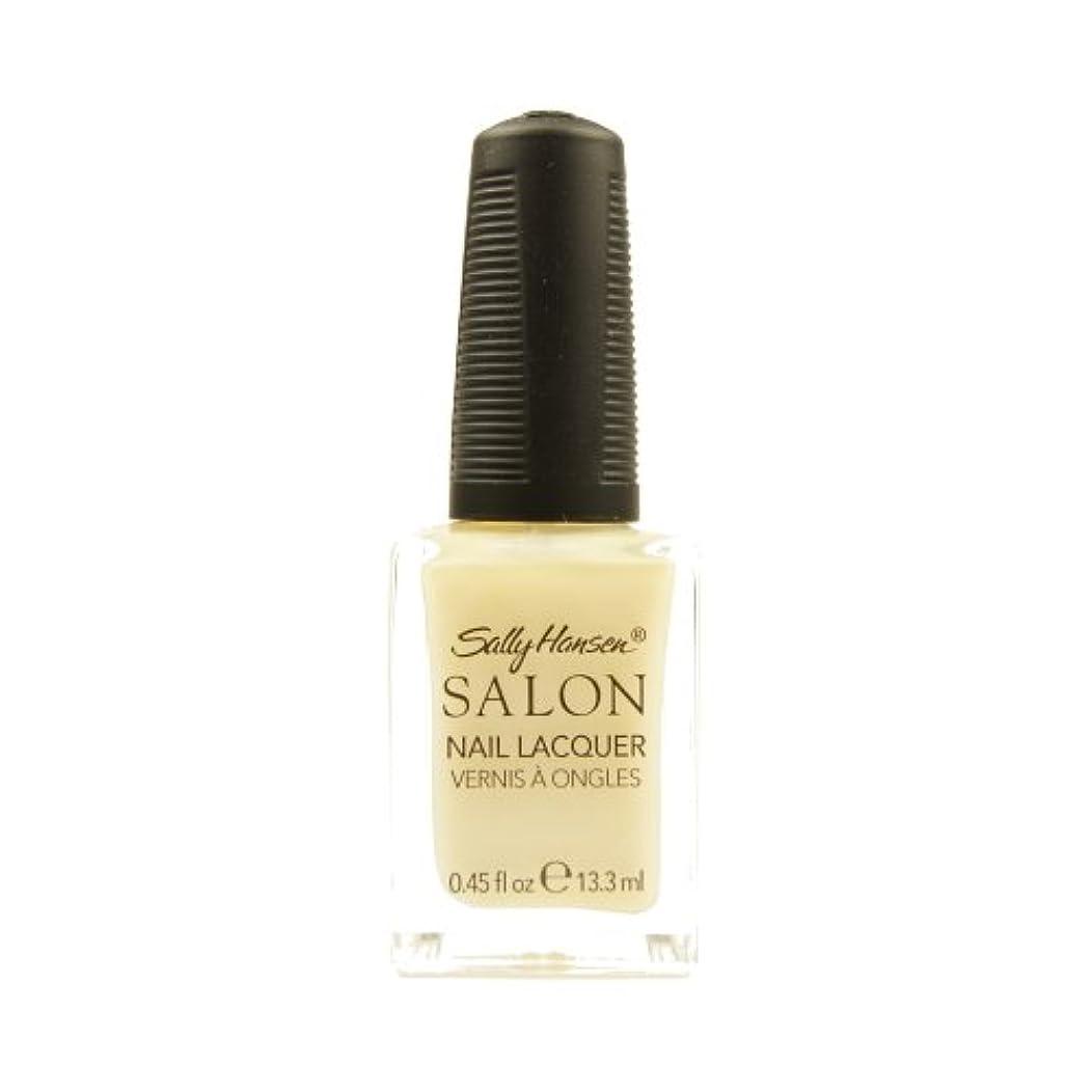 フライカイト力学のスコアSALLY HANSEN Salon Nail Lacquer 4134 - Sheer Pressure (並行輸入品)