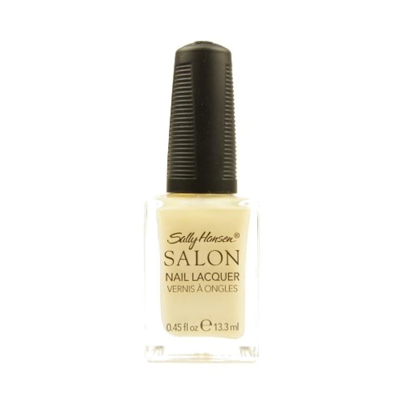 個性読む条件付きSALLY HANSEN Salon Nail Lacquer 4134 - Sheer Pressure (並行輸入品)