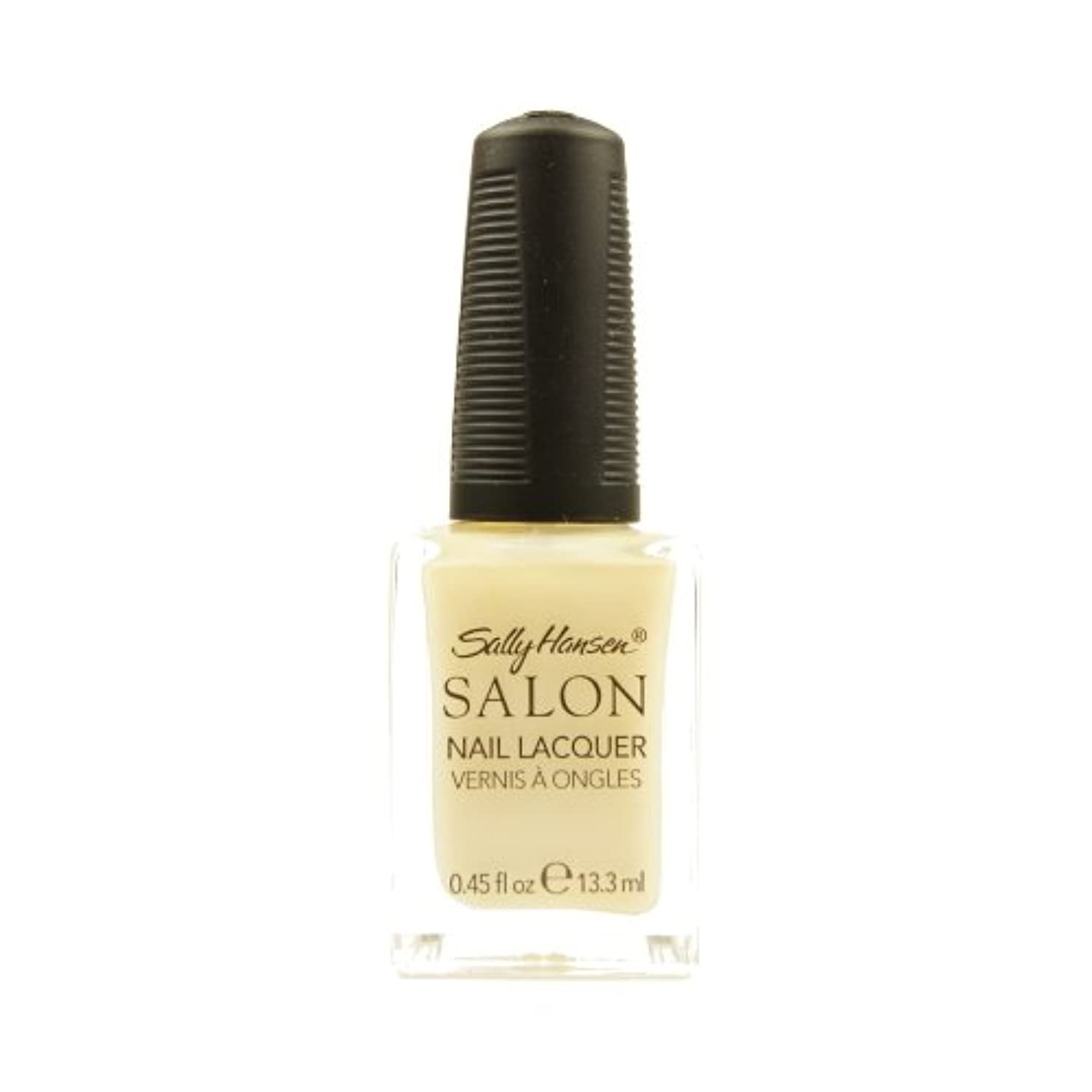 ノイズ慈悲深いに対して(6 Pack) SALLY HANSEN Salon Nail Lacquer 4134 - Sheer Pressure (並行輸入品)