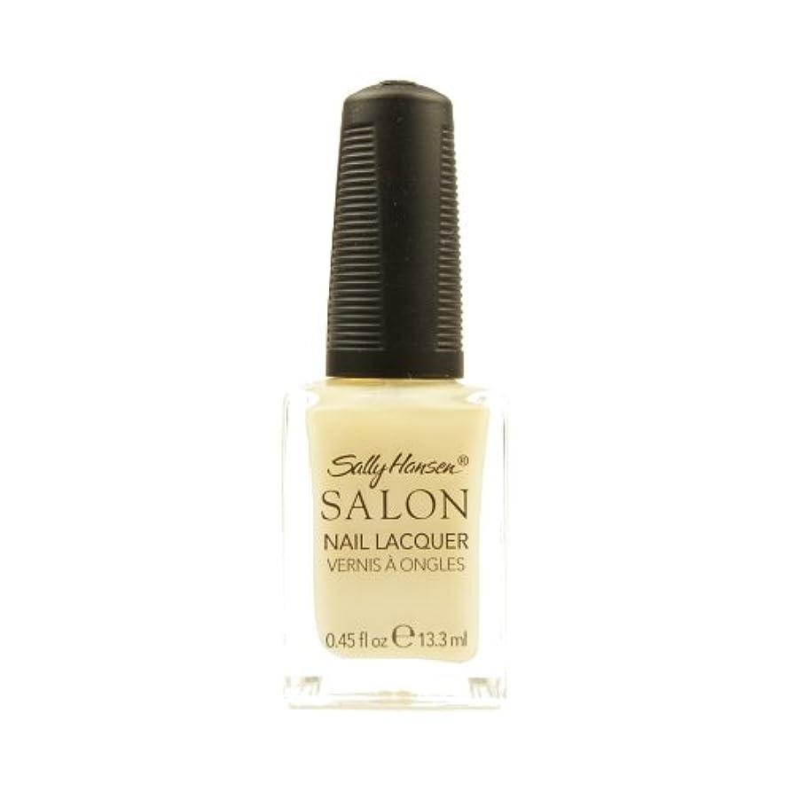 襟無線遮る(3 Pack) SALLY HANSEN Salon Nail Lacquer 4134 - Sheer Pressure (並行輸入品)