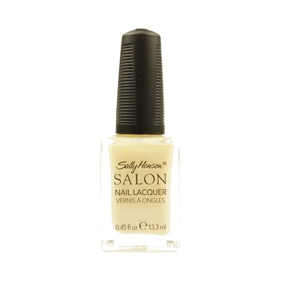 曲許容できる妖精SALLY HANSEN Salon Nail Lacquer 4134 - Sheer Pressure (並行輸入品)