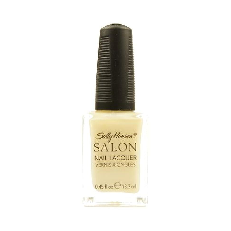 物理的なシプリー間違いなくSALLY HANSEN Salon Nail Lacquer 4134 - Sheer Pressure (並行輸入品)