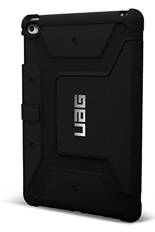 おとなしい盗賊下線【日本正規代理店品】URBAN ARMOR GEAR iPad mini4用フォリオケース ブラック UAG-IPDM4-BLK