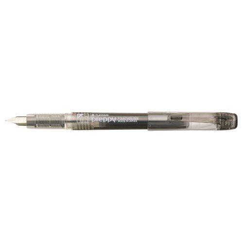 プレピー万年筆 インク色:ブラック ペン先0.3mm 品番:PSQ-300#1-2 注文番号:64336381 メーカ...
