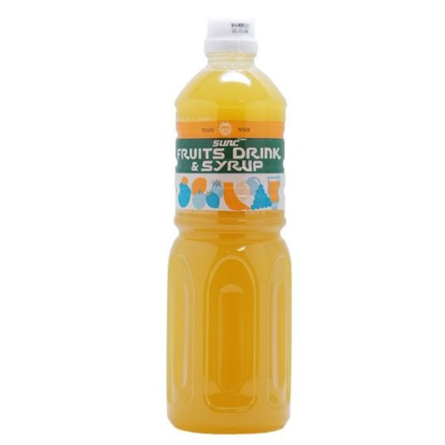 【業務用】 バナナ 濃縮ジュース (果汁濃縮バナナジュース) 希釈タイプ 1L
