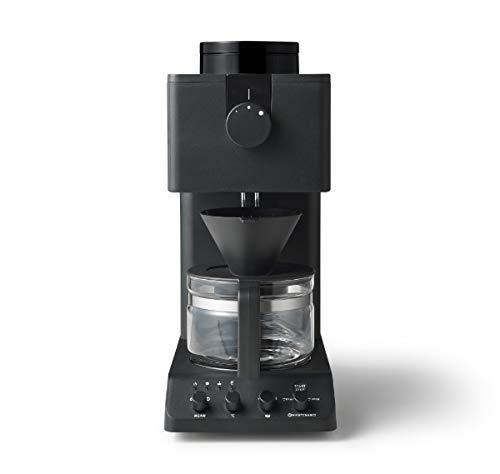 ツインバード 全自動コーヒーメーカー ブラックTWINBIRD CM-D457B