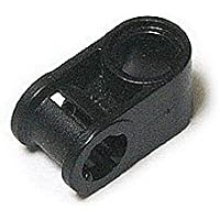 LEGOブロック?純正パーツ<テクニック?コネクタ>Black ?No.6536 Axle and Pin Connector Perpendicular【並行輸入品】