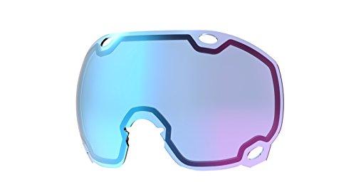 【国産ブランド】SWANS(スワンズ) スキー スノーボード ゴーグル スペアレンズ プレミアムアンチフォグ ミラー 撥水 シーツーエヌ用 スキー スノーボード LC2N-0755 ICE パステルブルーミラー×アイスブルー