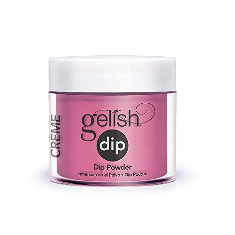 無効類人猿誤Harmony Gelish - Acrylic Dip Powder - Tropical Punch - 23g / 0.8oz