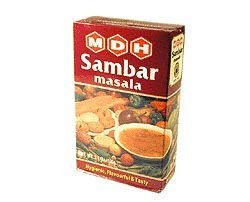 MDH サンバルマサラ 100g 1箱 Sambar Masala