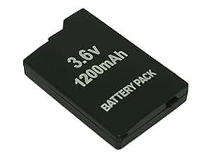 【実容量高】 PSP2000/3000 互換 PSP-S110 バッテリーパック 【ロワジャパンPSEマーク付】