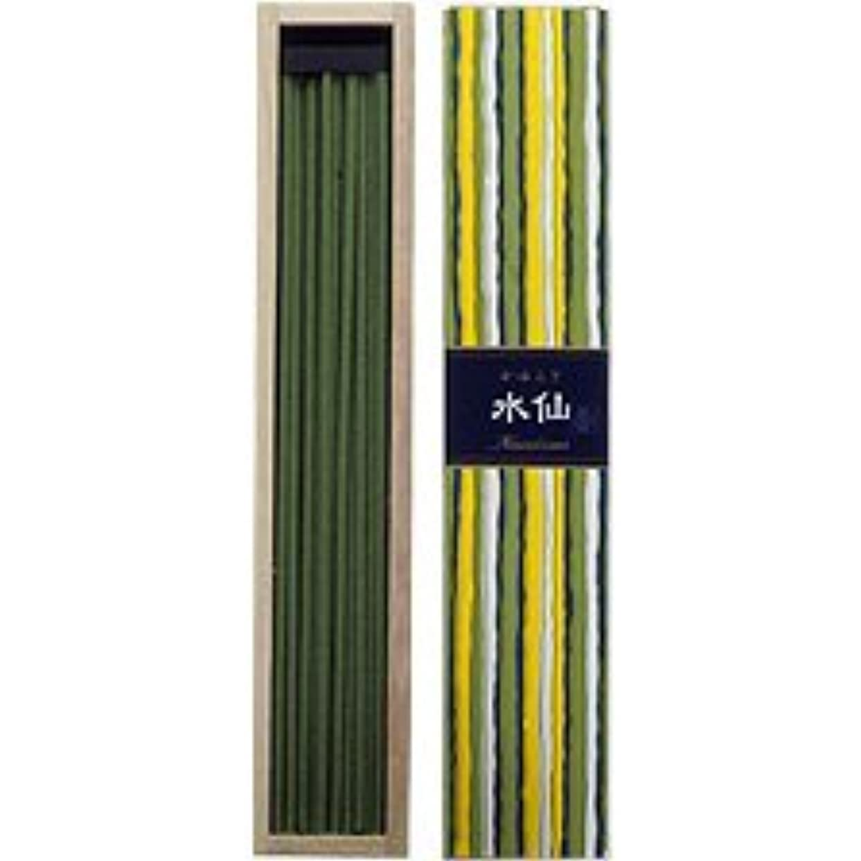永遠の心から薄いKayuragi Incense Sticks – Narcissus