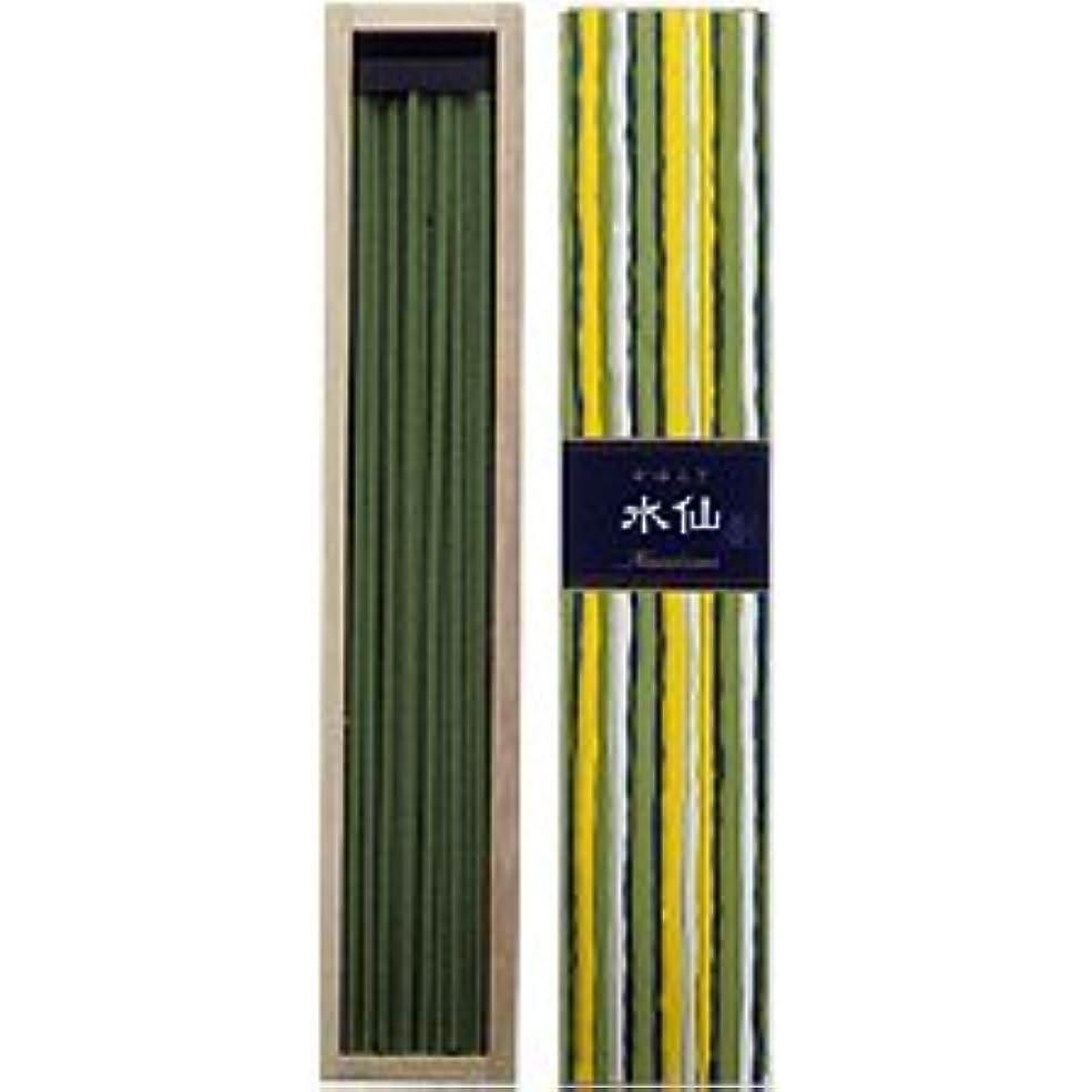 序文威信理想的Kayuragi Incense Sticks – Narcissus