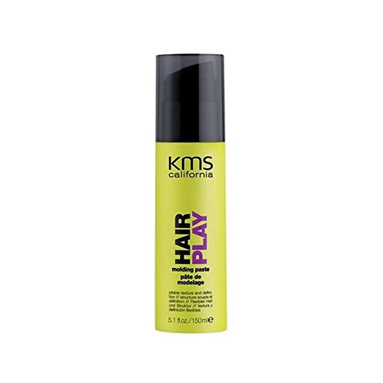 一般的な精神的ににおいKms California Hairplay Molding Paste (150ml) - カリフォルニア成形ペースト(150ミリリットル) [並行輸入品]