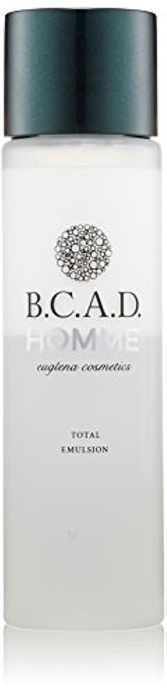 オペラセッティング冷笑するビーシーエーディーオム B.C.A.D.HOMME HOMMEトータルエマルジョン 120ml