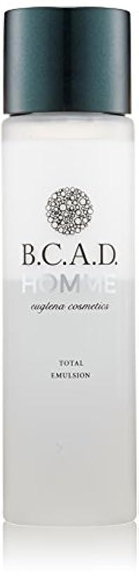 ほこりっぽい散髪装置ビーシーエーディーオム B.C.A.D.HOMME HOMMEトータルエマルジョン 120ml