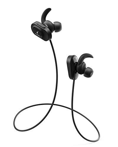 Soundcore Sport Air(ワイヤレスイヤホン by Anker カナル型 スポーツ用)【SweatGuardテクノロジー / Bluetooth 5.0対応 / IPX7防水規格 / 10時間連続再生 / マイク内蔵】