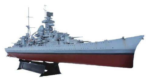 トランペッター モノクローム 1/350 ドイツ海軍重巡洋艦 プリンツ・オイゲン 1945 MCT105