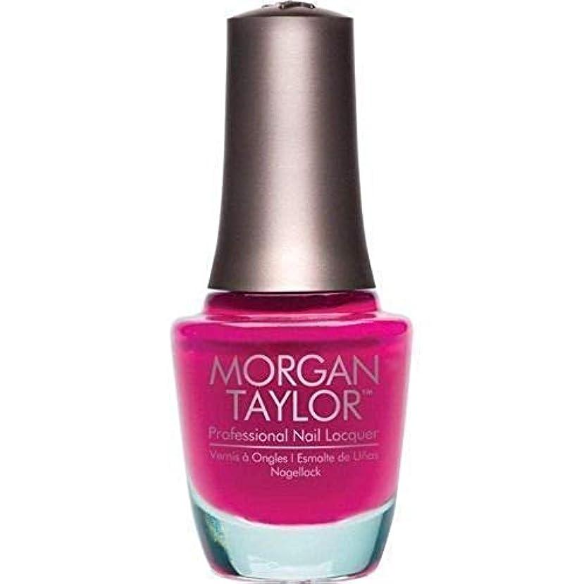 お茶転送征服するMorgan Taylor - Professional Nail Lacquer - Pop-arazzi Pose - 15 mL / 0.5oz