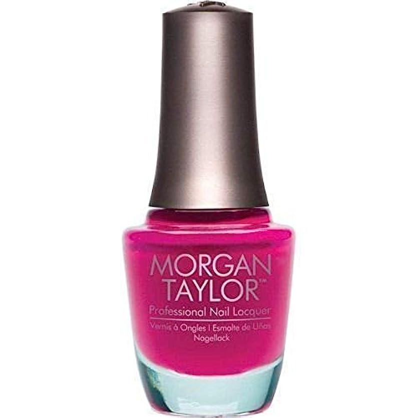 クライストチャーチ日光詐欺師Morgan Taylor - Professional Nail Lacquer - Pop-arazzi Pose - 15 mL / 0.5oz