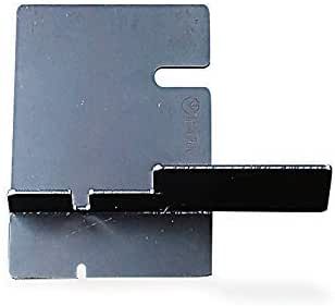 GRAVIRoN アクセサリースタンド 2plate 黒皮鉄