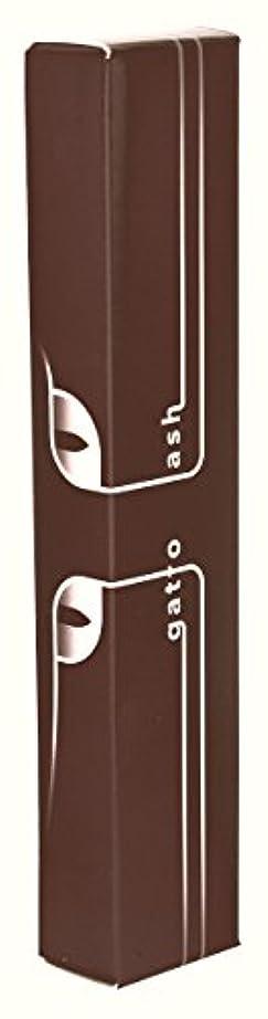 飛ぶ薄汚い刺す水橋保寿堂製薬 ガットラッシュ 美容液+アイライナー ブラウン