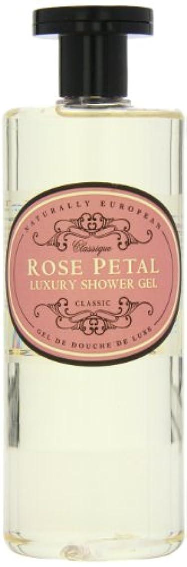 置くためにパックじゃがいもデジタルNaturally European Rose Petal Luxury Refreshing Shower Gel 500ml