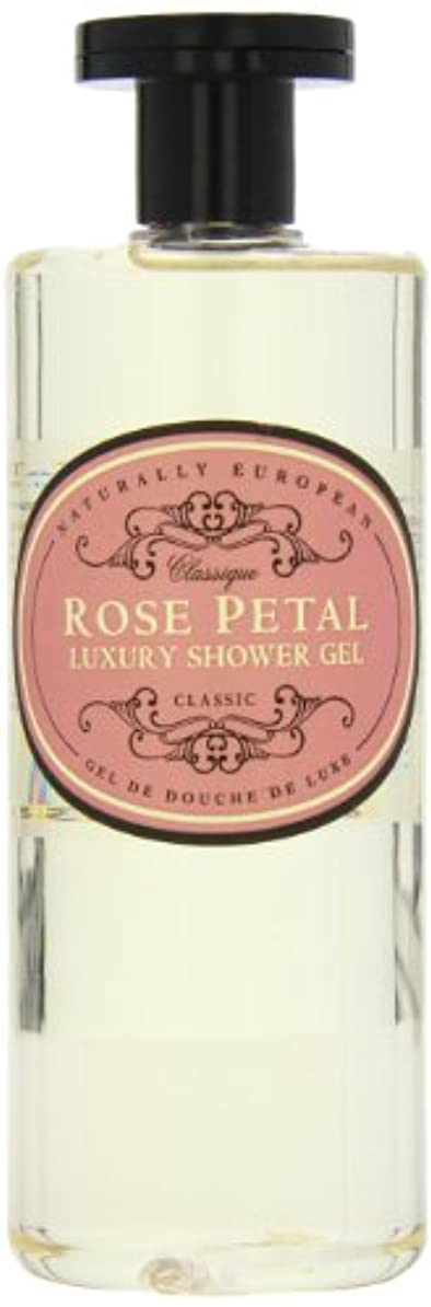 Naturally European Rose Petal Luxury Refreshing Shower Gel 500ml