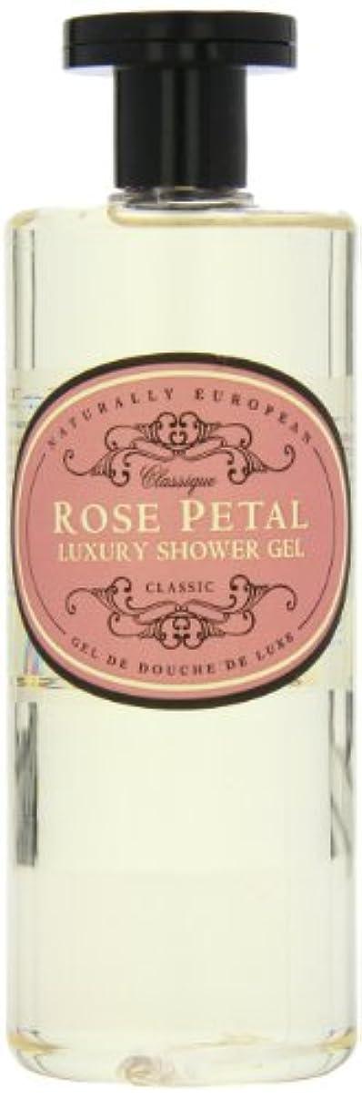 下着同時世論調査Naturally European Rose Petal Luxury Refreshing Shower Gel 500ml