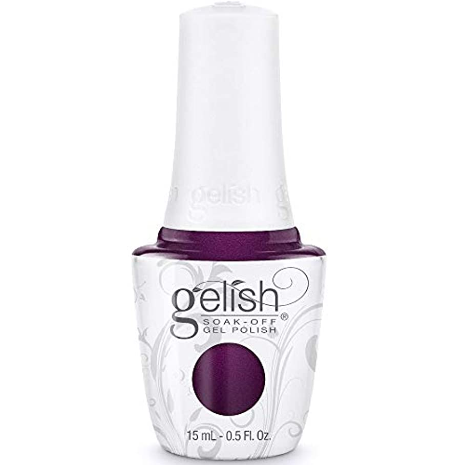 Harmony Gelish Gel Polish - 2017 Little Miss Nutcracker - Plum-Thing Magical - 0.5oz/15ml