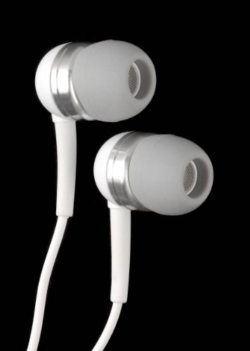 Creative EP-630 Noise-isolating in-ear Earphones - White