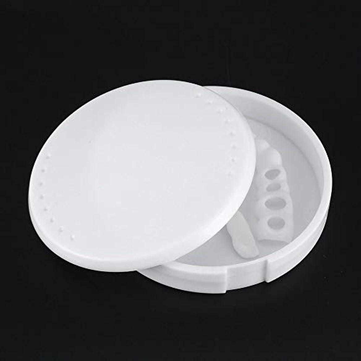 軽く補充死ぬ歯の快適なスナップインスタントパーフェクトスマイルホワイトニングスマイルティースカバー-Innovationo