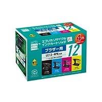 エコリカリサイクルインク ECI-BR124P/BOX