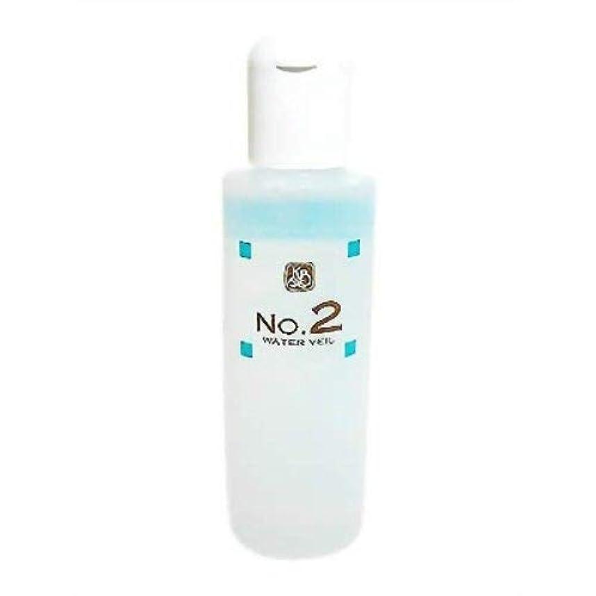 ボトルコンパイル牽引顔を洗う水 ウォーターベールNO2 150ml