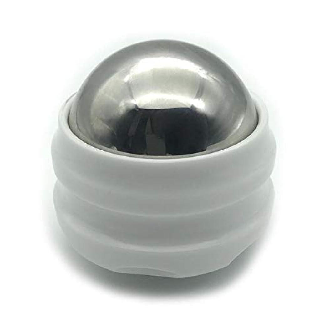 水を飲むマウンド乳白色マッサージボール マッサージローラーボー 持ち運びが簡単 痛み軽減 循環 炎症軽減 パワーローラー
