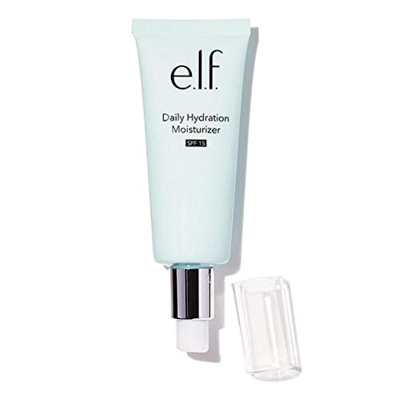 別れるボアシャー[Elf ] エルフ。毎日水和保湿75ミリリットル - e.l.f. Daily Hydration Moisturiser 75ml [並行輸入品]
