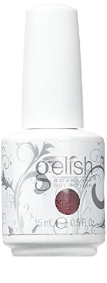 聖なるステップ見せますHarmony Gelish Gel Polish - Who Nose Rudolph? - 0.5oz / 15ml